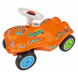 Auto odrážadlo BIG BOBBY CAR POP oranžové