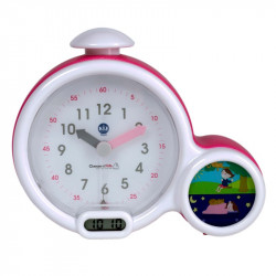 KID´Sleep CLOCK Pink