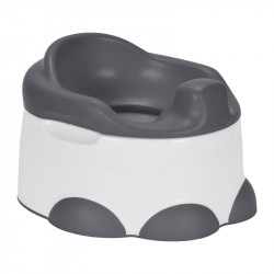Bumbo nočník STEP´n POTTY Dark Grey