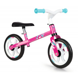 Cykloodrážadlo ružové
