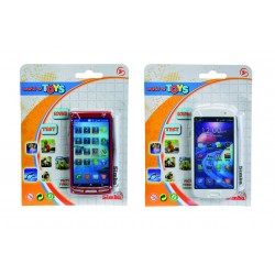 Mobilný telefón, 2 druhy