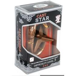 Hlavolam Hanayama Silver - Star