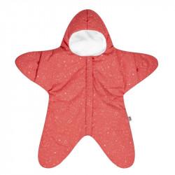 Baby Bites fusak STAR Winter Coral