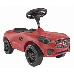 Auto odrážadlo BIG BOBBY AMG GT červené