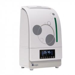 Bo Jungle digitálny zvlhčovač vzduchu Humi-Purifier s Aroma a HEPA filtrem Grey