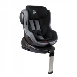 BabyGo autosedačka ISO 360 Black