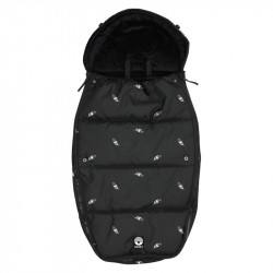 Dooky footmuff veľ. L FEATHERS DeLuxe