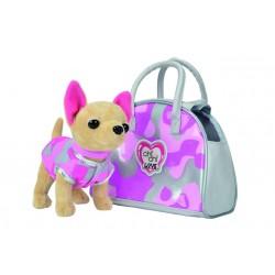 CCL psík čivava Camo Fashion v taške