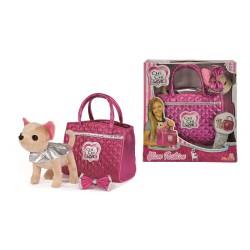 CCL psík čivava Glam Fashion v taške