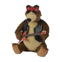 Máša a medveď Medveď Míša rocker 30 cm, hrajúci