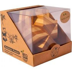 Bambusový hlavolam - Guľa