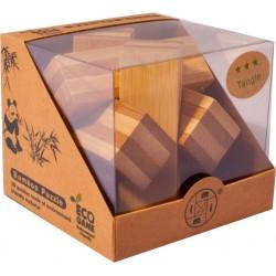 Bambusový hlavolam - Hviezda