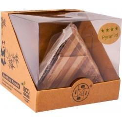 Bambusový hlavolam - Pyramída