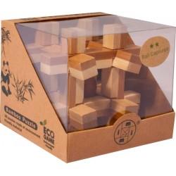 Bambusový hlavolam - Klietka