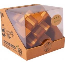 Bambusový hlavolam - Točiaca kačka