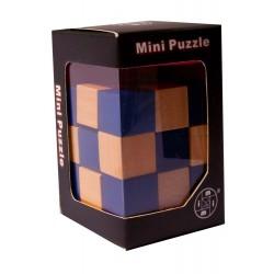 Mini hlavolam - Kocka šachovnica