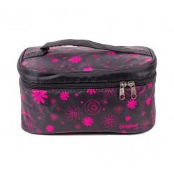 Kozmetická taška s kvetmi