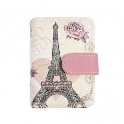Dizajnová manikúra s Eiffelovou vežou