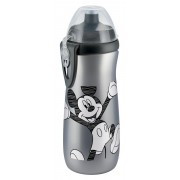 NUK FC Fľaša Sports Cup, Disney - Mickey 450 ml, SI push-pull náustok