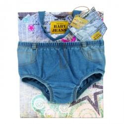 Baby Jeans plenkové kalhotky