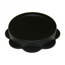 Lidodido víčko 2ks Black
