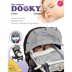 Dooky clona DeLuxe Grey