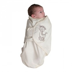 Bo Jungle zavinovačka B-Wrap Organic SMALL Giraffe