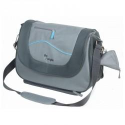 Bo Jungle přebalovací taška B-LEISURE Grey