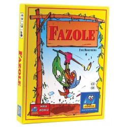FAZOLE - karetní hra