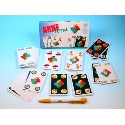 ARNE TOTAL - karetní hra pro 2-6 hráčů - AKCE