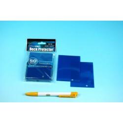 Obaly na hrací karty - modrá (SOLID TSUNAMI BLUE)