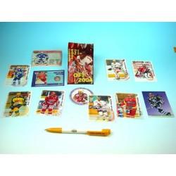 OFS CARDS 2004 (TOPPS - TOp Produkt Pro Sběratele)