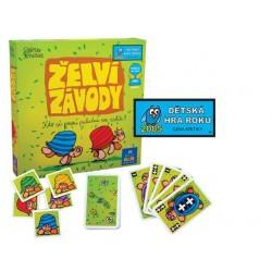 ŽELVÍ ZÁVODY - společenská hra (Dětská hra roku 2005)