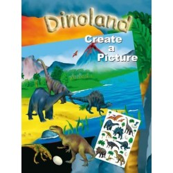 Nalep a odlep - Dinoland