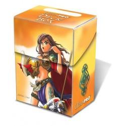 Krabička plastová - Queenie Warrior Princess