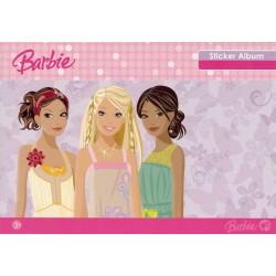 Nalep a odlep - Barbie (prázdné)