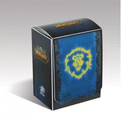 WORLD OF WARCRAFT - plastová krabička - modrá