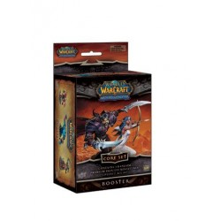 WORLD OF WARCRAFT - Miniatures Core Set - booster