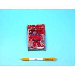 OFS CARDS 2009 (TOPPS - TOp Produkt Pro Sběratele)
