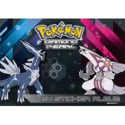 Nalep a odlep - Pokémon (prázdné)