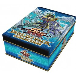 YU-GI-OH! plechová krabička 2009 - duelist pack collection