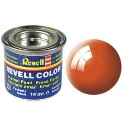 Barva Revell emailová - 32130: leská oranžová (orange gloss)