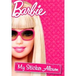 Nalep a odlep - Barbie 2 (prázdné)