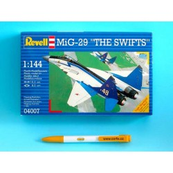 Plastic ModelKit letadlo 04007 - MiG-29 'The Swifts' (1:144)