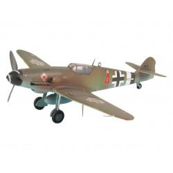 Plastic ModelKit letadlo 04160 - Messerschmitt Bf 109 G-10 (1:72)