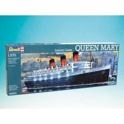 Plastic ModelKit loď 05203 - Queen Mary (1:570)