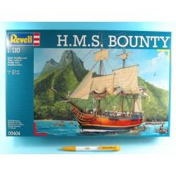 Plastic ModelKit loď 05404 - H.M.S. Bounty (1:110)