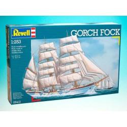Plastic ModelKit loď 05412 - Gorch Fock (1:253)