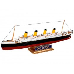 Plastic ModelKit loď 05804 - R.M.S. Titanic (1:1200)