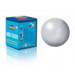 Barva Revell akrylová - 36199: metalická hliníková (aluminium metallic)
